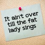 Fat Lady Singing 2