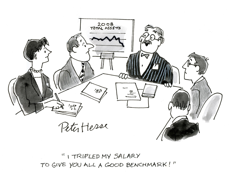 Cartoonist: Hesse, Peter; cartoonstock.com – Friday, 27 January 2017