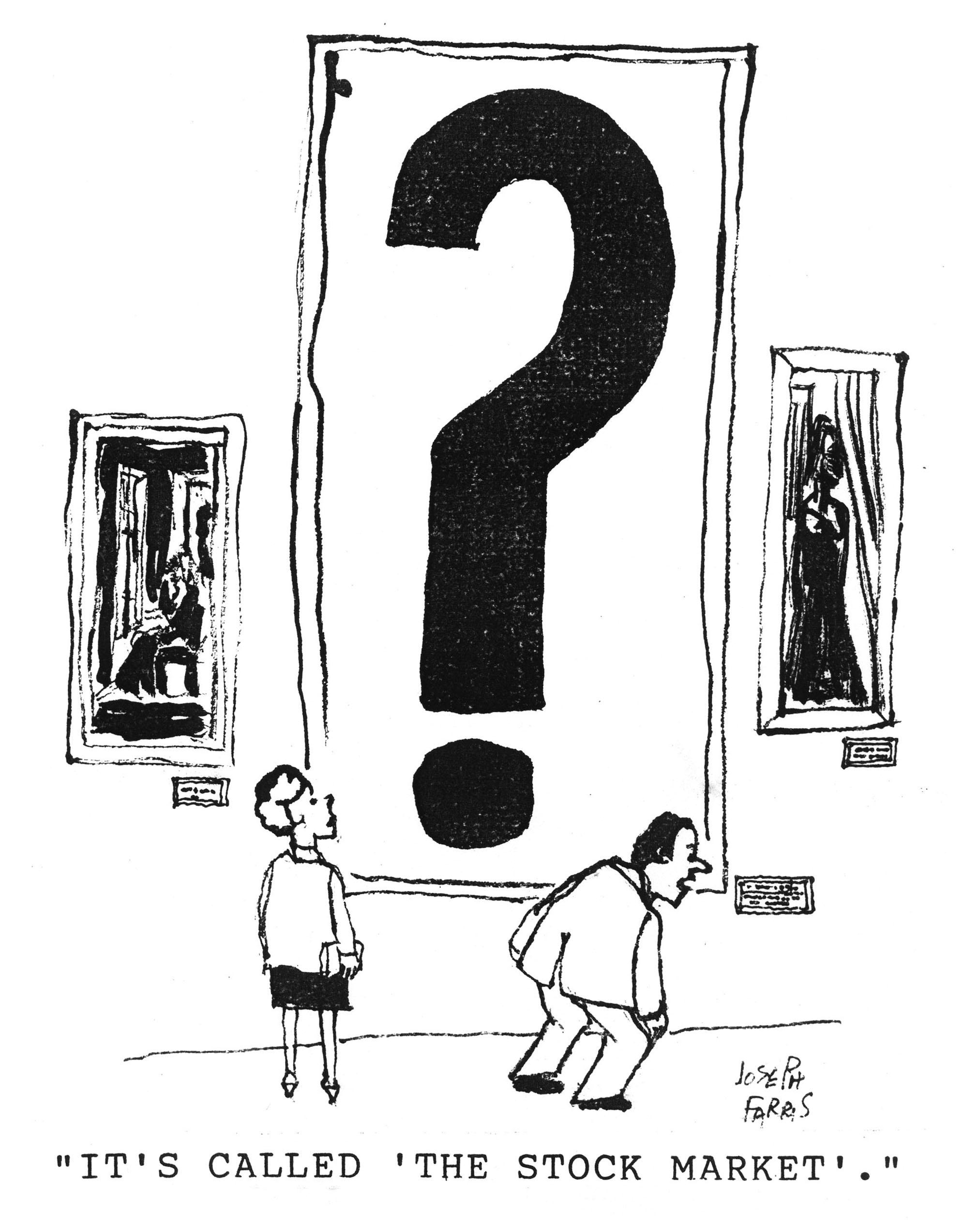 Cartoonist: Farris, Joseph; cartoonstock.com – Saturday, 25 March 2017