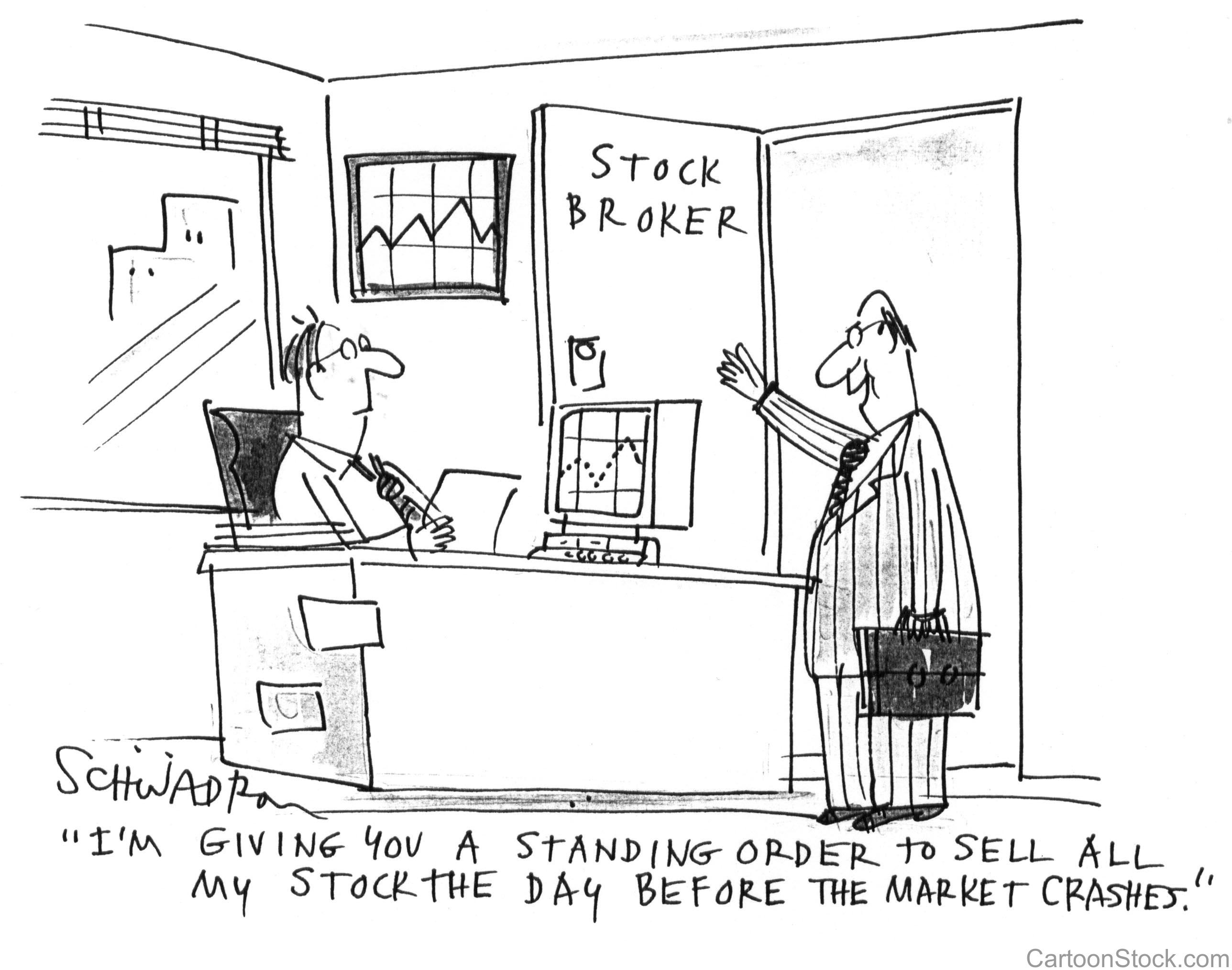 Cartoonist: Schwadron, Harley, cartoonstock.com; Sunday, 12 November 2017